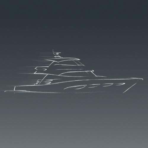 Riviera Sports Motor Yacht construction update – Part IV