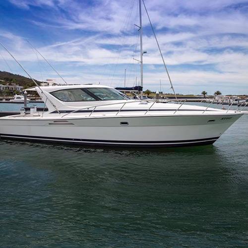 Riviera Classic Motor Yachts - Riviera 4000 Offshore