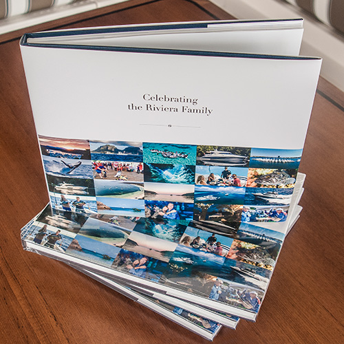 Riviera launches new 188-page coffee table book - now you can share the Riviera life with
