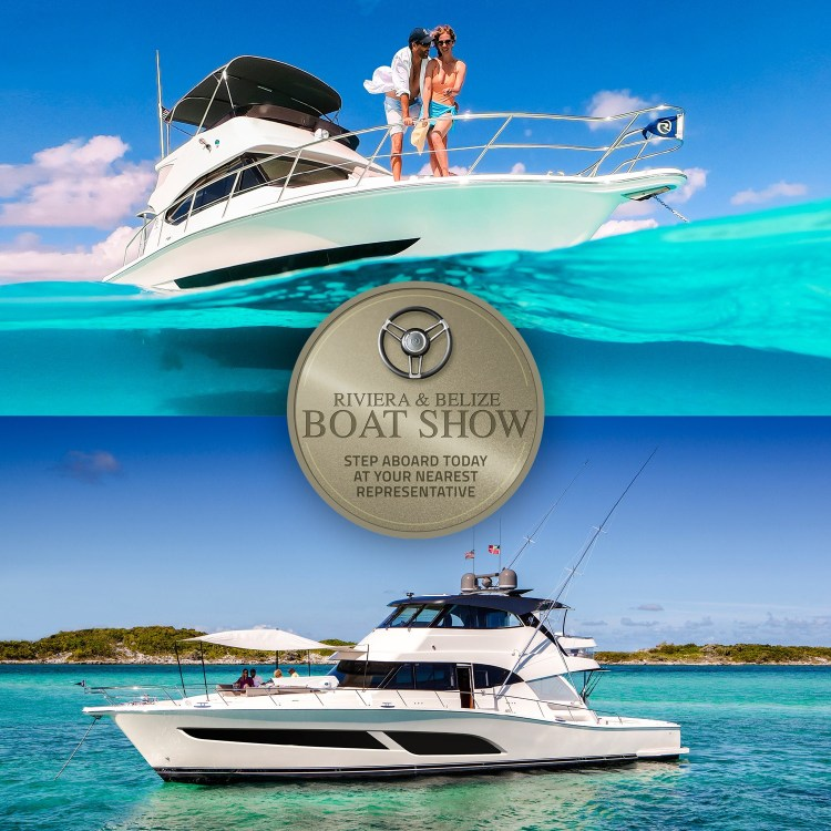Independent experts have their say on Riviera 72 SMY and 39 Open Flybridge from our Riviera Boat Show collection