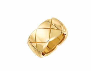 COCO CRUSH at NET-A-PORTER.COM ring in yellow gold LV - approx $2950
