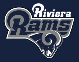 Riviera Rams Logo
