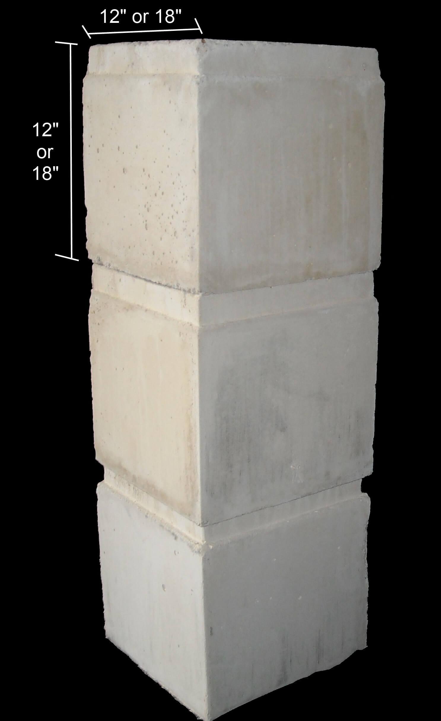 Columns  Riviera Stoneworks  Concrete Pavers  Architectural PreCast for the Alabama Gulf Coast
