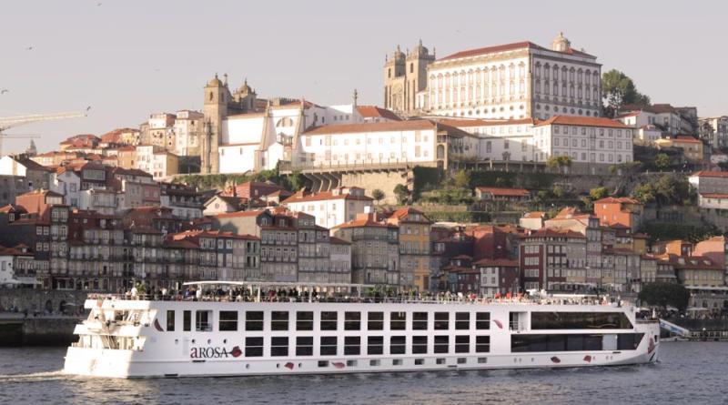 Terugkeer A-Rosa Alva op de Douro