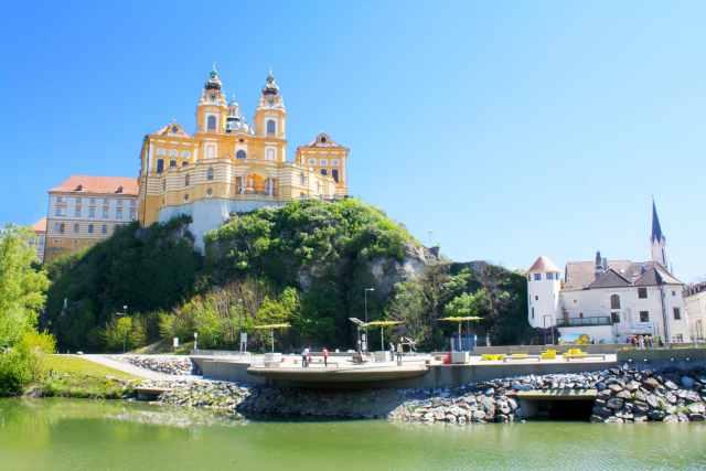 Donau - Melk - nicko Cruises