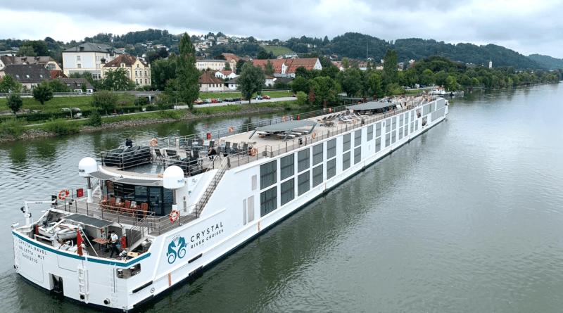 Crystal River Cruises verlengt vaccinatie-vereiste tot in 2022