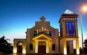 Eglise de Grand-Bourg - Rivière-Salée - Martinique