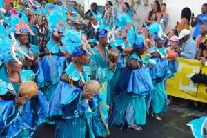 Carnaval à Rivière-Salée 2018