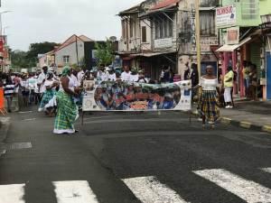 Associations à la fête patronale de rivière-salée 2018