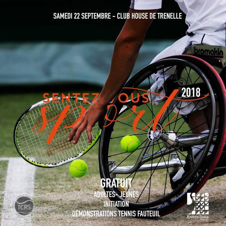 Pratiquer le tennis à Rivière-Salée