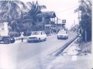 La rue Schoelcher à Rivière-Salée - Mairie de Rivière-Salée