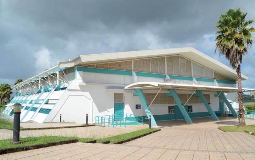 Palais des sports de Trenelle - Photo © Mairie de Rivière-Salée