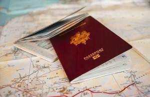 Passeport perdu - Rivière-Salée