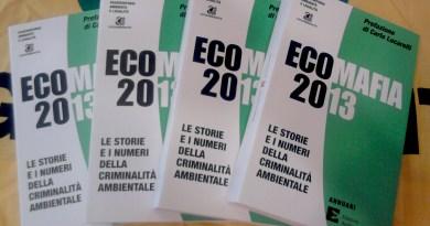 Ecomafie libro