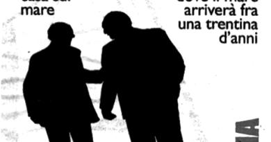 Immagine vignetta BUCCHI La Repubblica conferenza clima Parigi