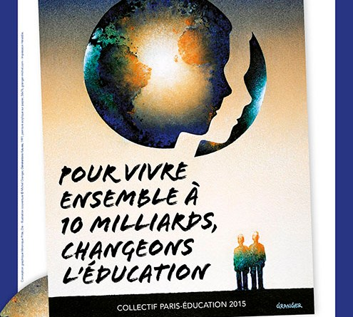 affiche Manifeste Paris 2015