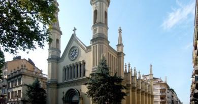 Tempio Valdese in Corso Vittorio Emanuele
