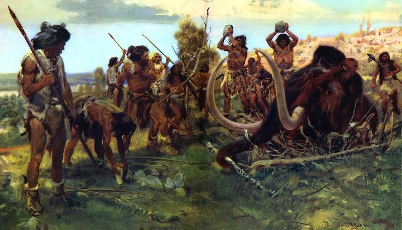 Scoperti i resti di antichi banchetti a base di mammut