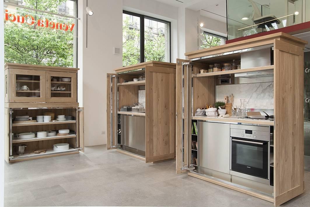 Madie e contenitori free standing  Ambiente Cucina