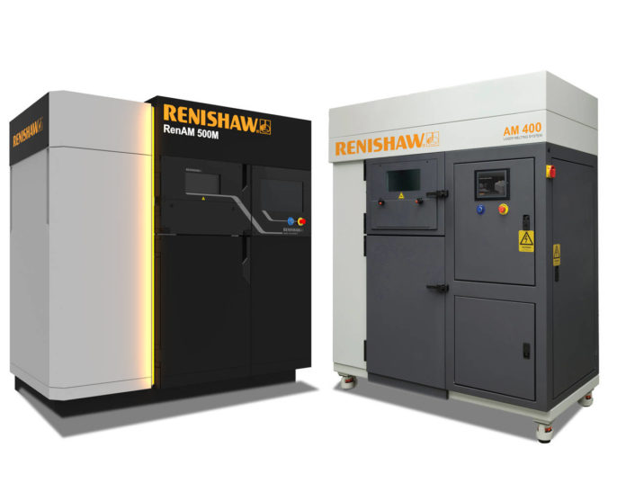 Renishaw porta la produzione a Mecspe  3d Printing Creative