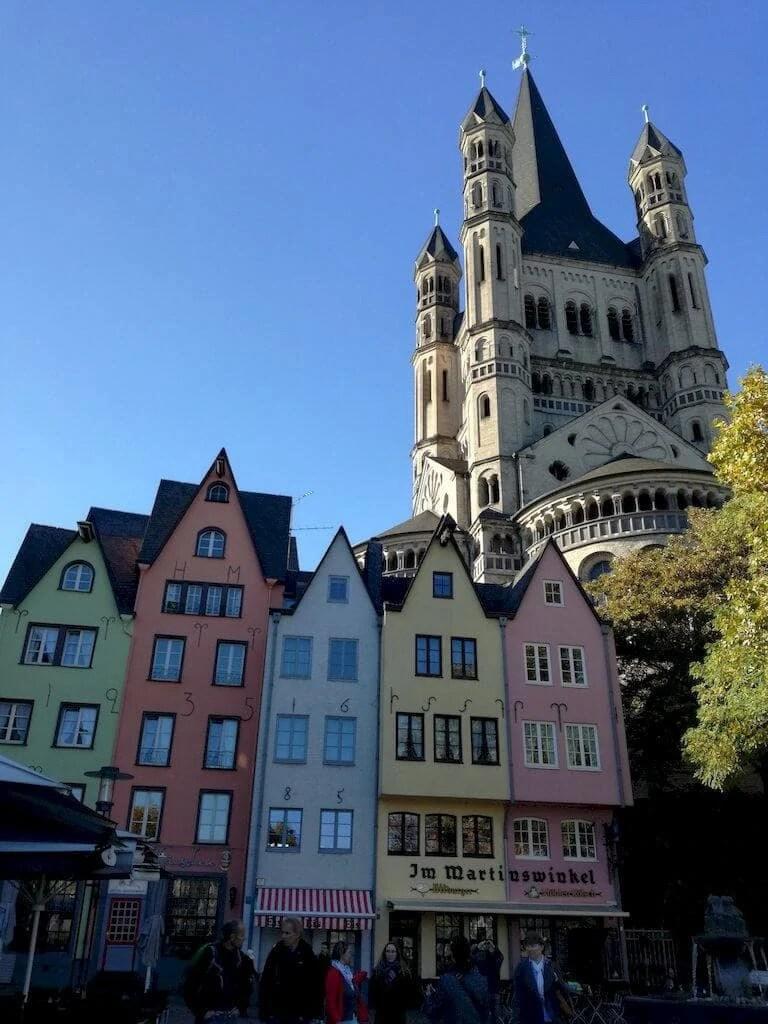 Case colorate Colonia