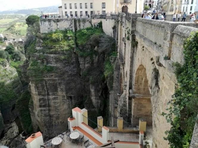 puente nuevo ronda andalusia