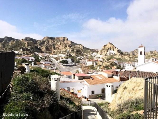 cuevas guadix andalusia