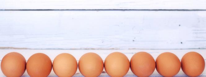 uova in fila