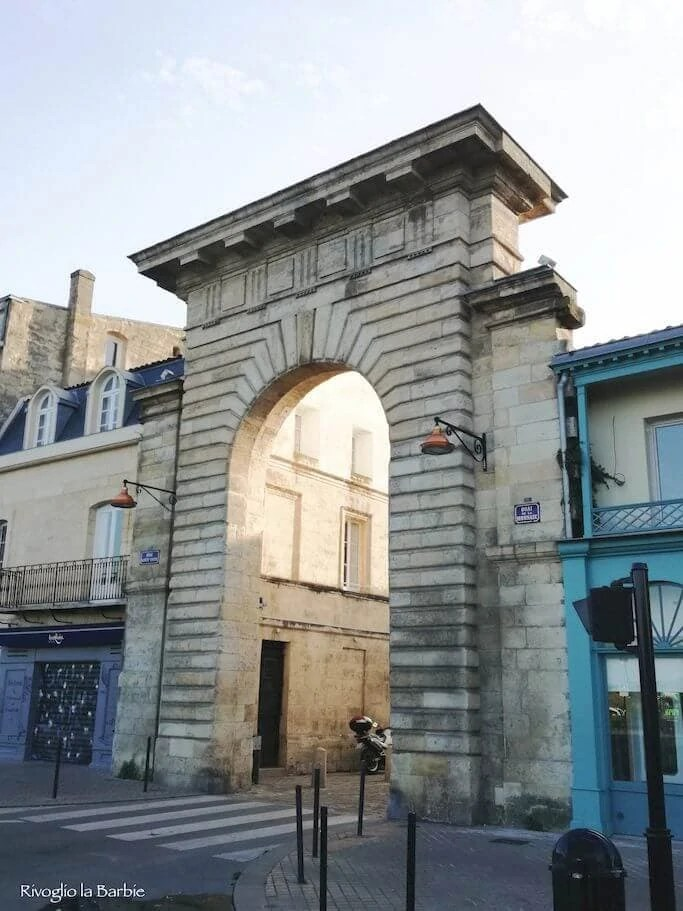 Porte de la Monnaie Bordeaux