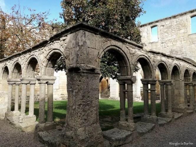 Chiostro dei Cordeliers Saint-Émilion