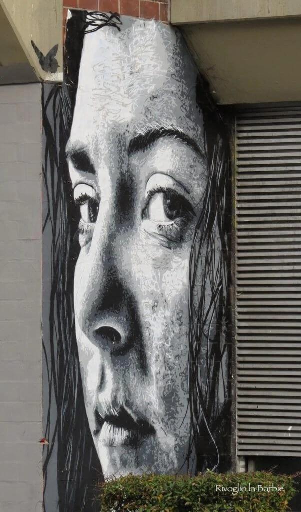 Bülowstraße Berlino street art