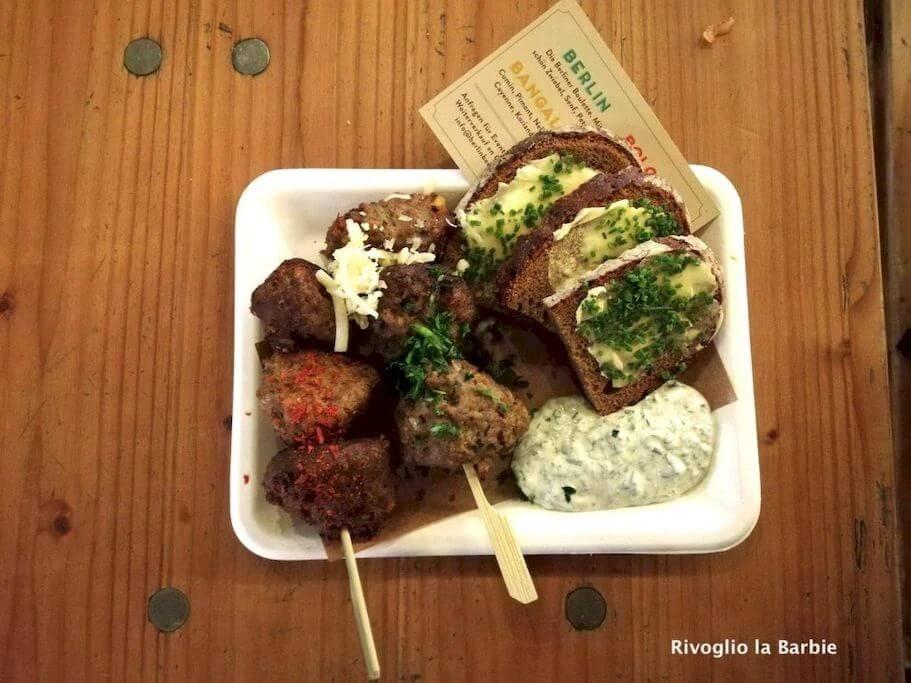 Polpette street food Berlino