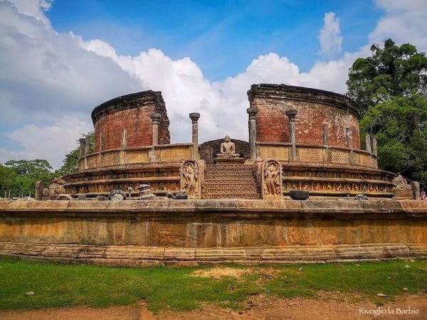 vatavage polonnaruwa