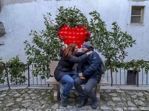 piazzetta san valentino vico del gargano