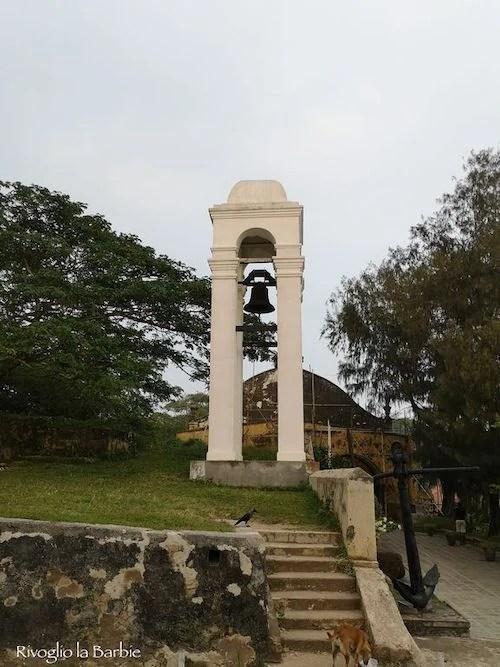 campanile galle