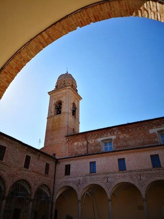 complesso sant'agostino mondolfo