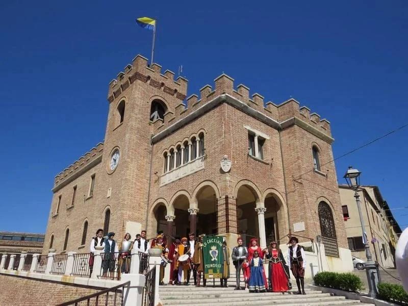 palazzo comunale mondolfo