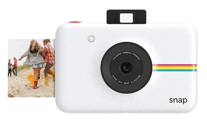 polaroid fotocamera scatto istantaneo
