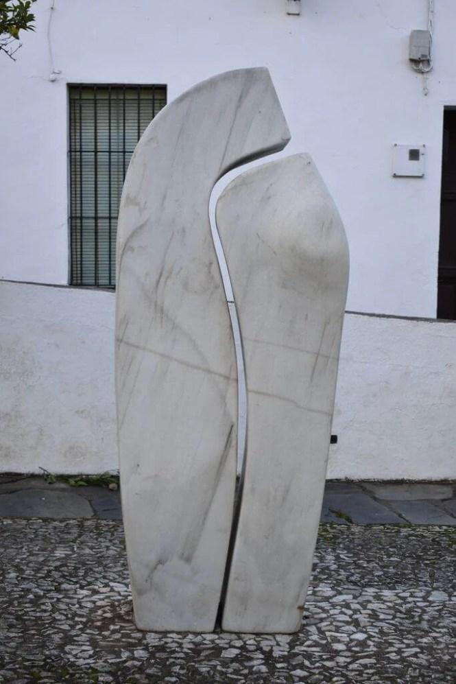 statua Aracena MACA