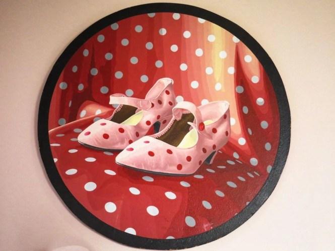 centro andaluz de flamenco scarpe