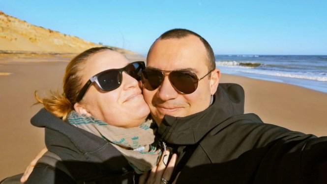 coppia matalascanas andalusia