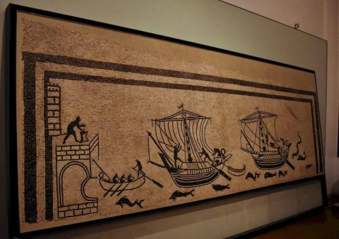 mosaici museo della città rimini