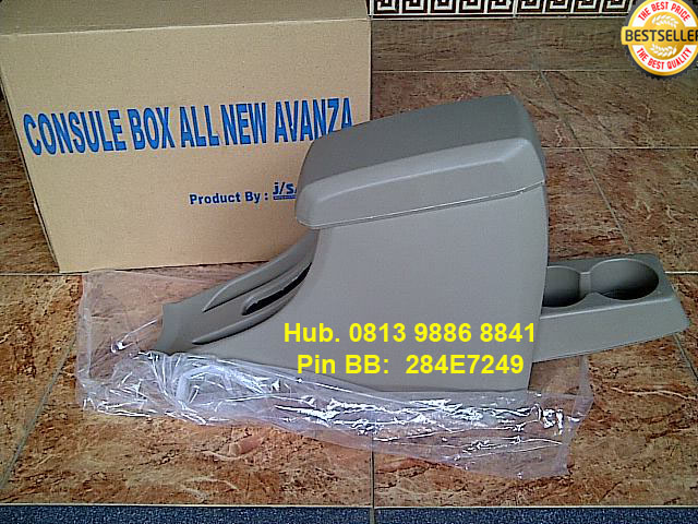 console box grand new avanza gambar 2018 consule with armrest all xenia rivo variasi