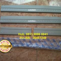 Grand New Kijang Innova V 2014 Avanza Veloz 1.5 2018 Sillplate Samping Cream Livina = Rp 135.000 | Rivo ...