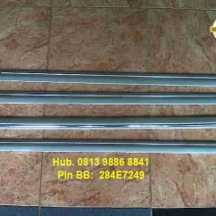 Grand New Kijang Innova V 2014 Harga Mobil All List Body / Side Moulding Old 2004 – 2008 = Rp ...