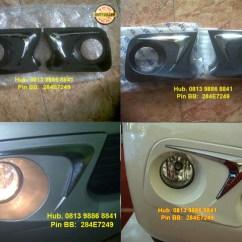 Ukuran Wiper Grand New Veloz All Yaris Trd Modifikasi Ring / Cover Foglamp Model Ori Avanza   Rivo Variasi