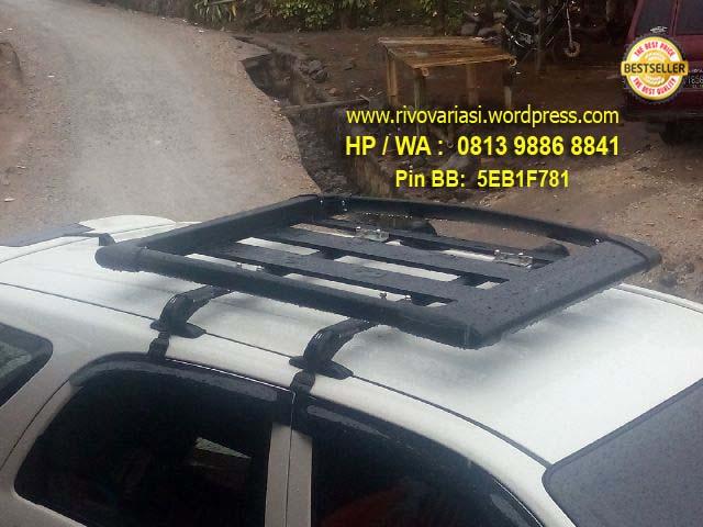 variasi grand new veloz velg all yaris trd roof rack / sportrack cross bar | rivo