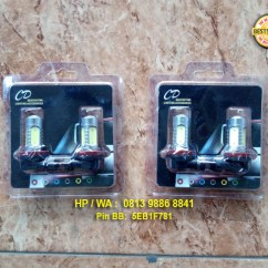 Aksesoris Grand New Avanza Review Kijang Innova Diesel Led / Lampu Halogen Mobil | Rivo Variasi