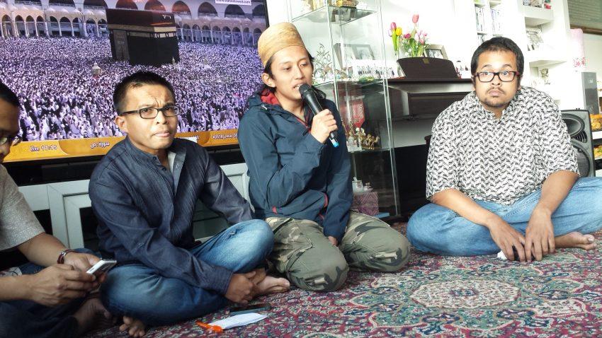 Khamim, Pejalan Kaki Menuju Baitullah