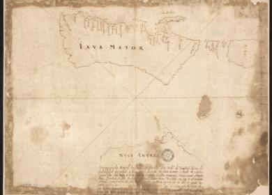 Peta Eredia dan Jejak Katolik di Tanah Bugis